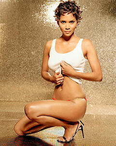 Halle Berry Real Sex