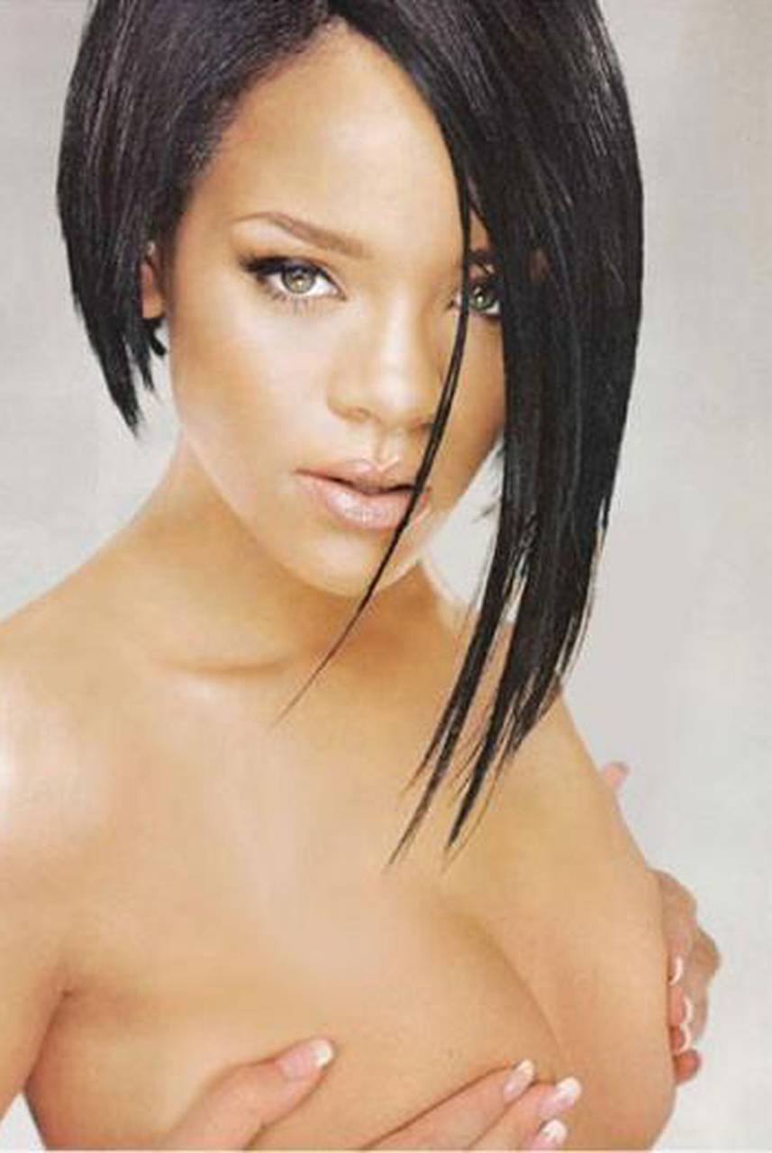 Rihanna Hand Bra