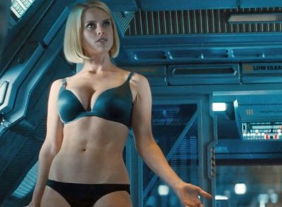 Alice Eve Star Trek Naked