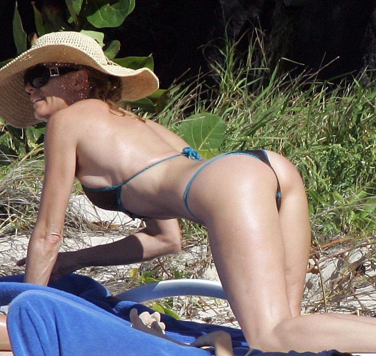 Nicolette Sheridan Ass