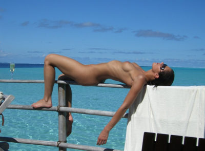 Adrianne Curry Nude