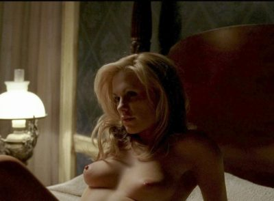 Anna Paquin Topless