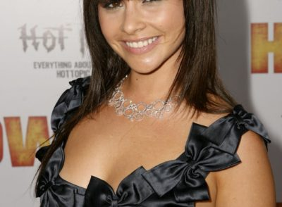 Danielle Harris Nude