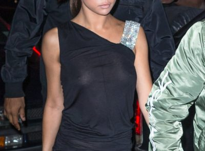 Selena Gomez See Through Boobs
