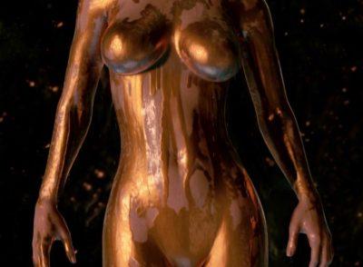 Angelina Jolie Beowulf Nude