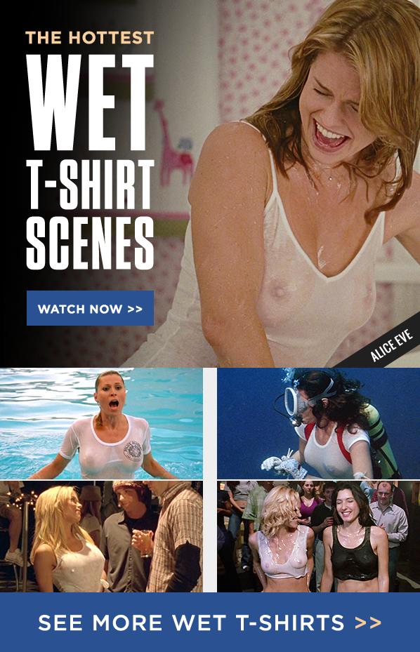 Wet T-Shirt Scenes