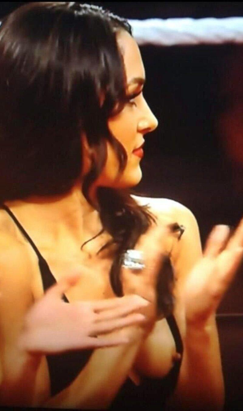 Brie Bella Boobs