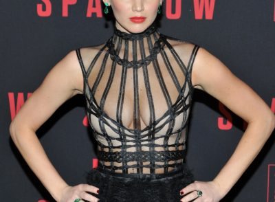 Jennifer Lawrence Red Sparrow Nudity