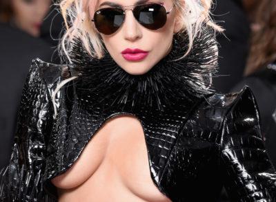 Lady Gaga Naked Boobs