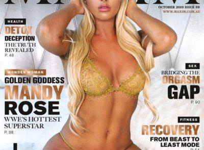 Mandy Rose Nudity