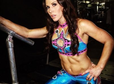 Mickie James Nudes Leak