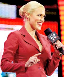 Lana WWE Nude