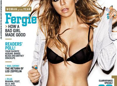Fergie Blender Boobs