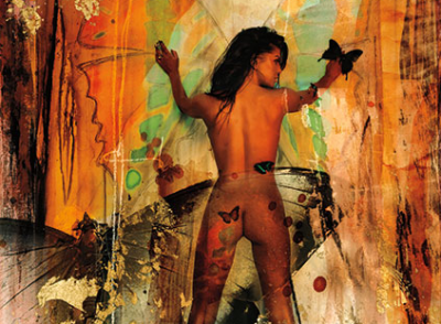 Fergie Naked Butt
