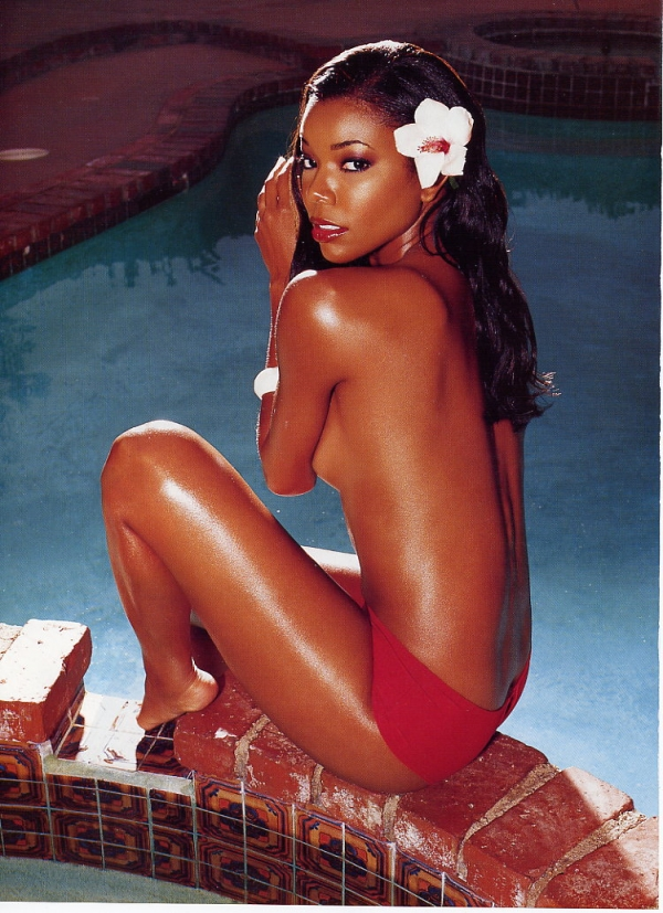 Gabrielle Union Leaked Nude