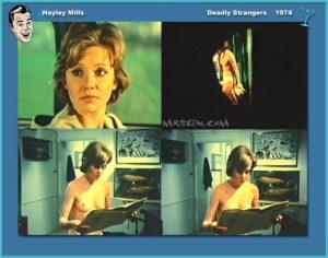 Hayley Mills Nudity