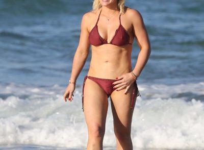Hilary Duff Full Frontal