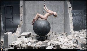 Miley Cyrus Nudity
