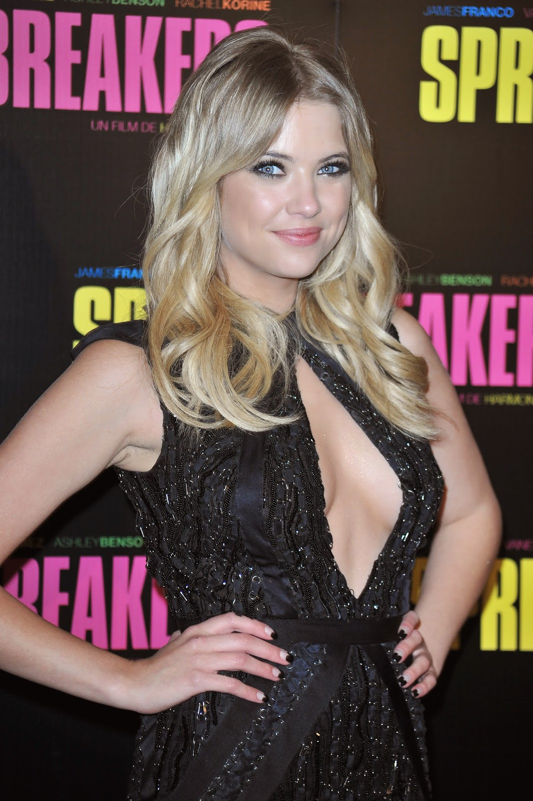 Ashley Benson Nude
