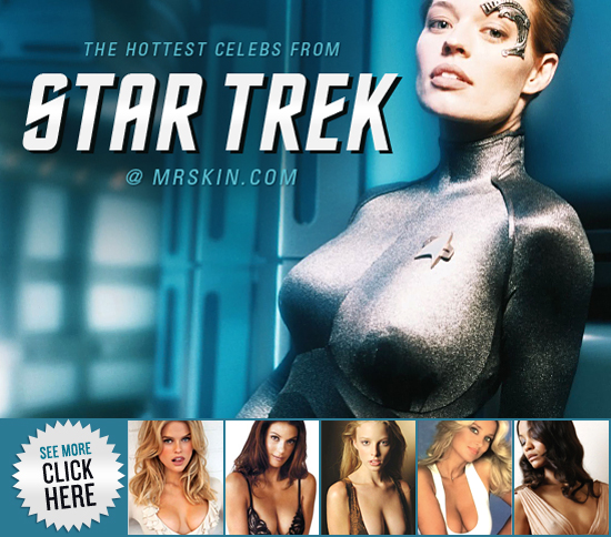 Star Trek Nudes
