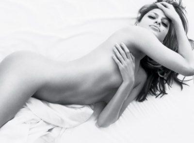 Eva Mendes Calvin Klein Nude