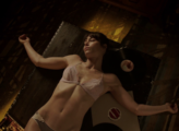 Jessica Biel Nudity Sinner