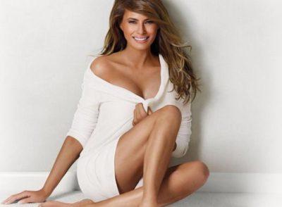 Melania Trump Nudity