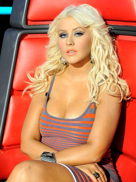 Christina Aguilera Nude Leak