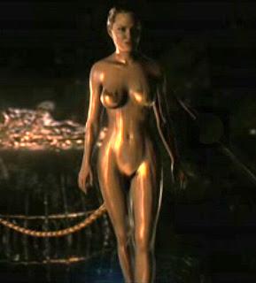 Angelina Jolie CGI Nudity
