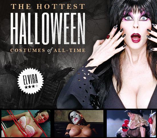 Sexy Celeb Halloween