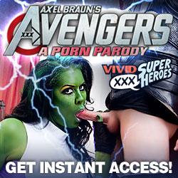Chyna She-Hulk Porn