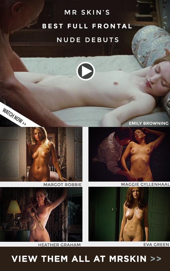 Celebrity Fronal Nudity