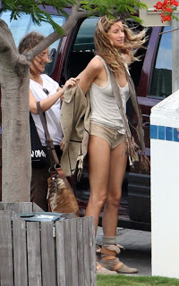 Giselle Bundchen Nudity