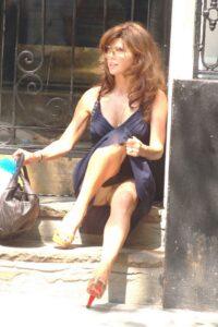 Marisa Tomei Panties Upskirt
