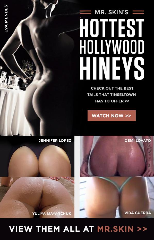 Hot Celebrity Ass