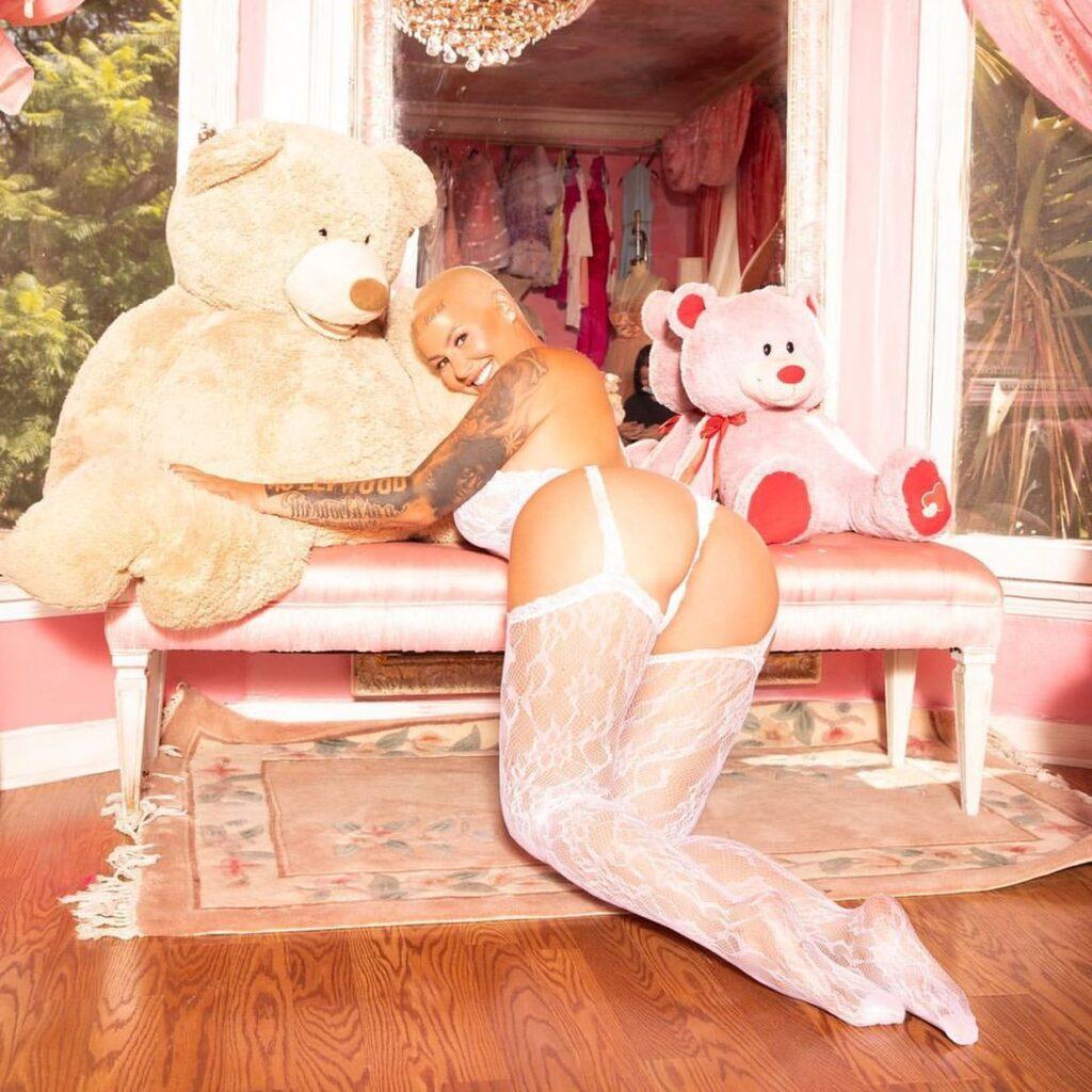 Amber Rose OnlyFans Nudes