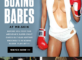 Boxing Nudity