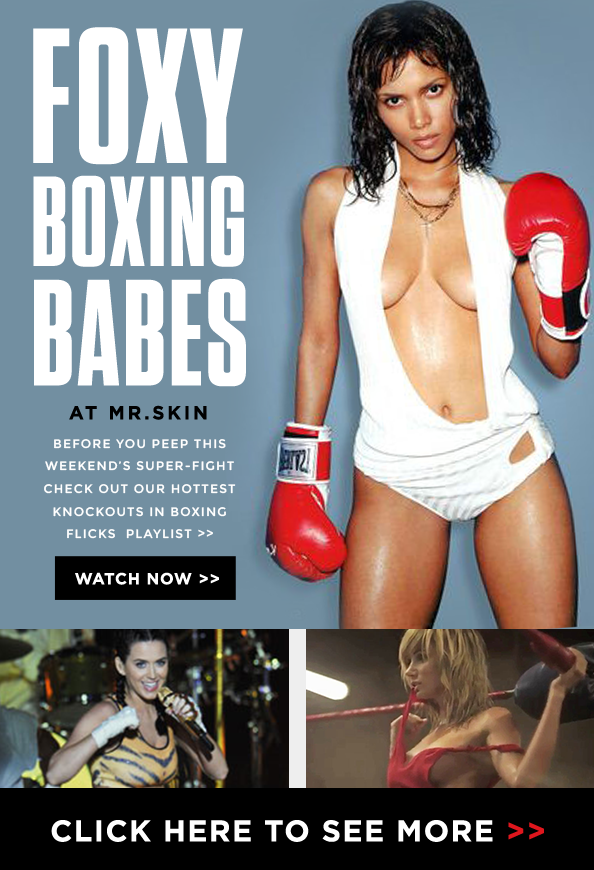 Playlist: The 10 Sexiest Boxing Scenes from Movies and TV