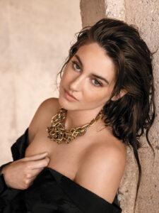Shailene Woodley Topless Leaked