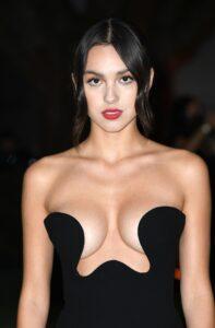 Olivia Rodrigo Topless